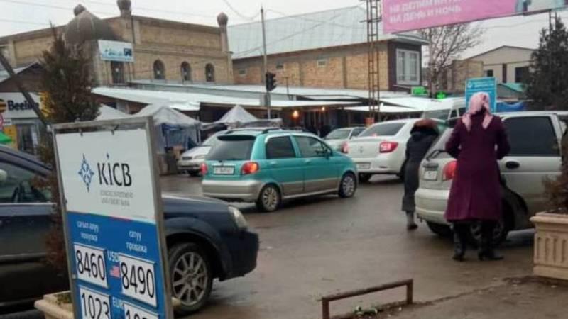 В центре Базар-Коргона две недели не работают светофоры, - местный житель