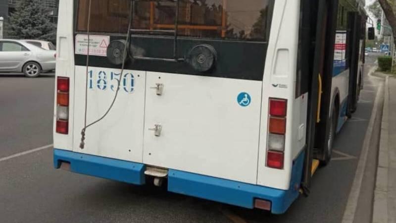 Водитель троллейбуса №10 проехал остановку, проигнорировав просьбу пассажиров, - горожанин