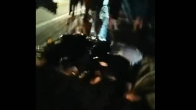 На Иссык-Куле произошло ДТП, погибли несколько человек. Видео
