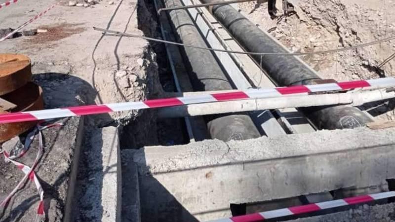 Закончат ли ремонт дороги на Токтогула до 15 октября? - горожанин