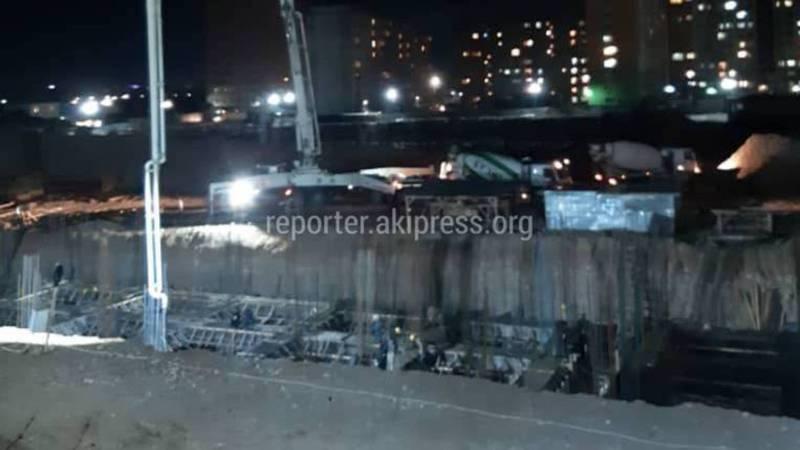 Шум на строительном объекте в мкр Джал не дает спать, - бишкечанин (видео)