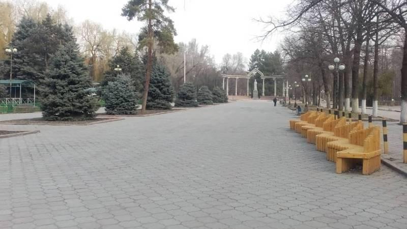 Утро в Бишкеке 3 марта 2020