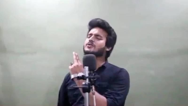 Студент из Пакистана спел песню «Кыргызстаным» в честь Дня независимости. Видео