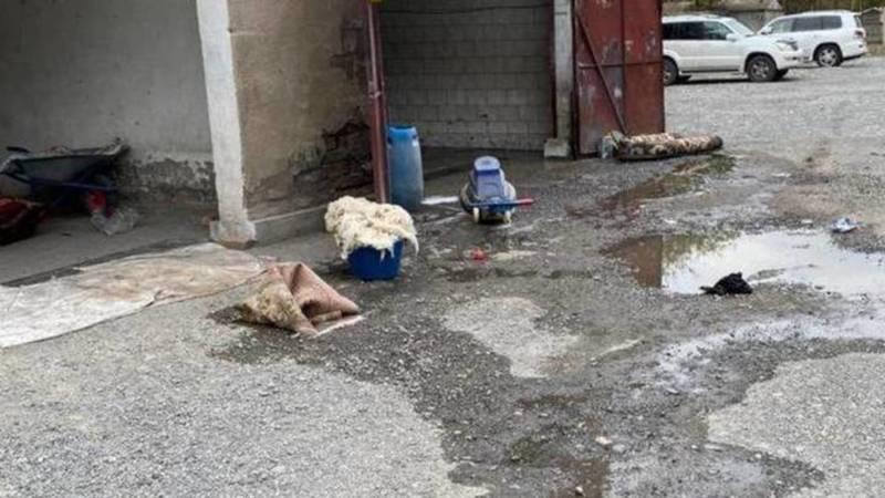 Мойка ковров на Боконбаева-Герцена незаконная, - мэрия