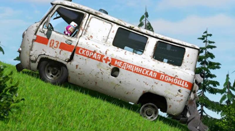 «Как в мультике «Маша и медведь». Жительница села Новопокровка жалуется на состояние единственной машины скорой помощи