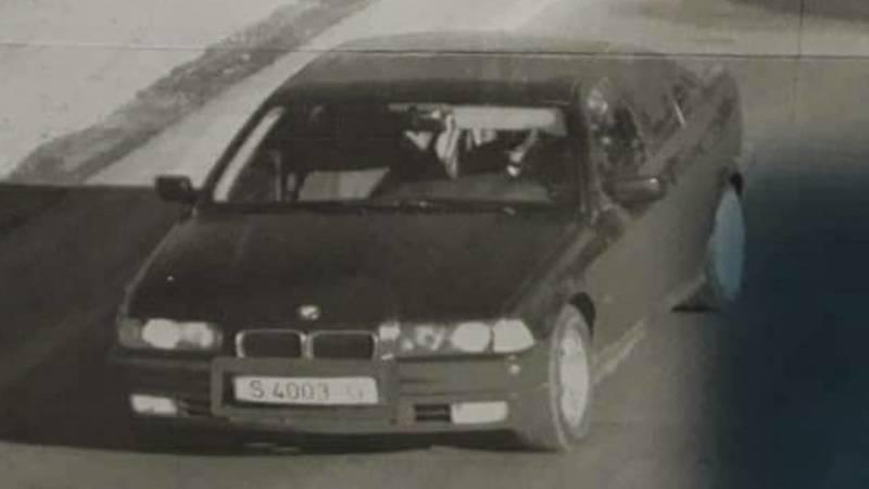 Бишкекчанин Владимир ищет водителя BMW с госномером S4003G
