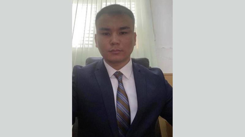 Родственники ищут 32-летнего Улана Калчабаева