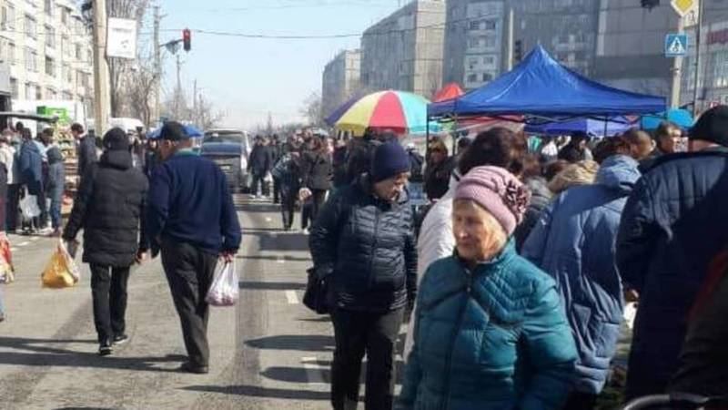 Предприниматели жалуются на работу ярмарок в Бишкеке