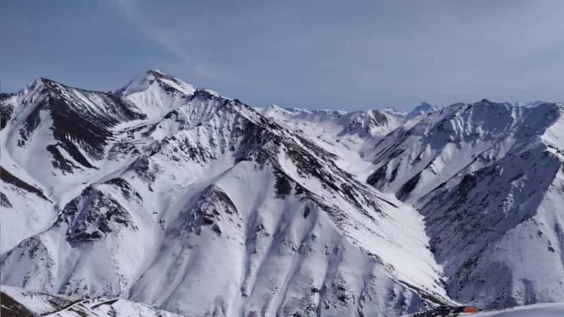 Невероятная красота гор Чаткальского района. Фото