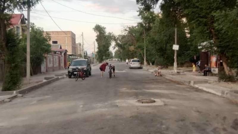Ремонт дороги по ул.Койбагарова будет завершен до 30 июня, - мэрия