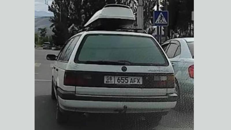 «Пассат» нарушил ПДД. По Carcheck за машиной числятся 10 штрафов