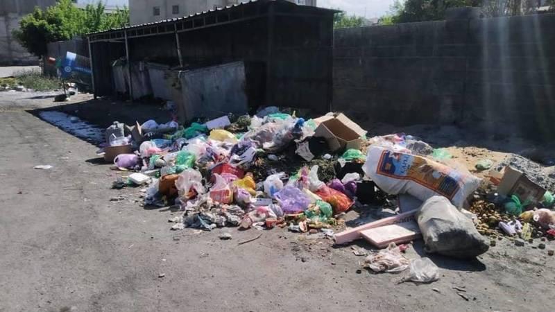 МП «Тазалык» не вывозит мусор вовремя, - жители (фото)