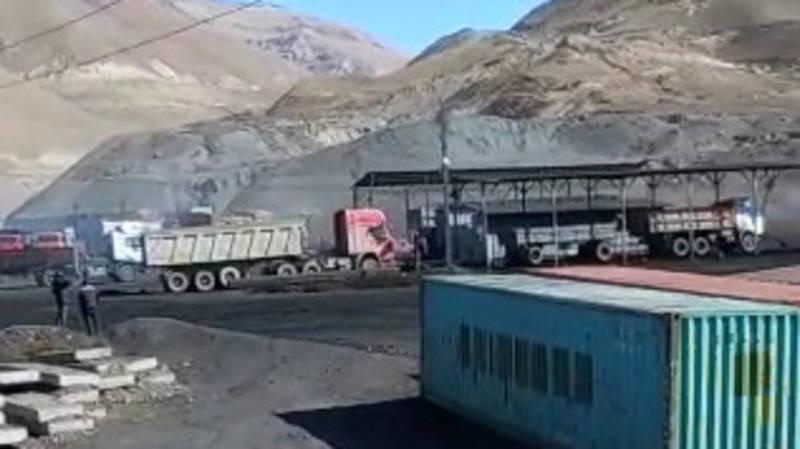 Ситуация на угольном месторождении Кара-Кече. Видео