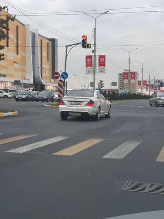 Выезд на красный свет светофора на Масалиева-Айтматова