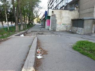 проспект Мира-Боконбаева