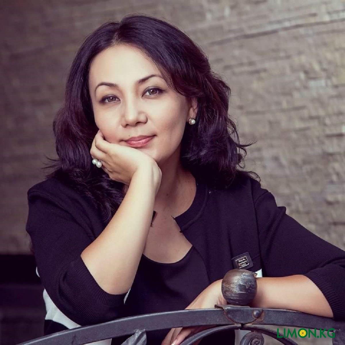 Бактыгуль Кубанычбекова