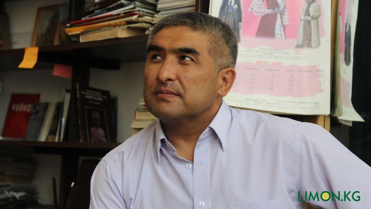 Таалайбек Усубалиев