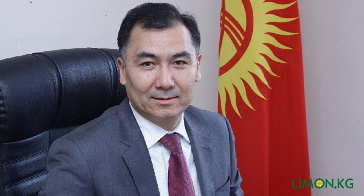 Равшан Жээнбеков