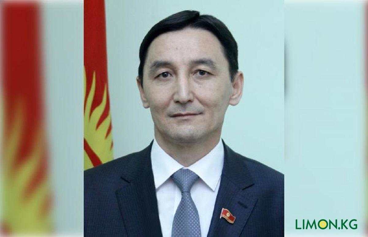 Нурбек Касымбеков