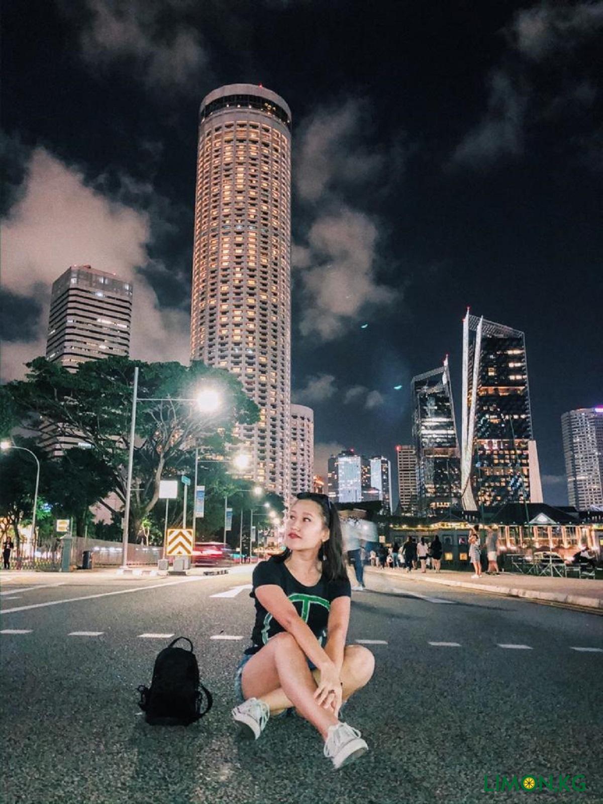 Алтынай Сингапур 9