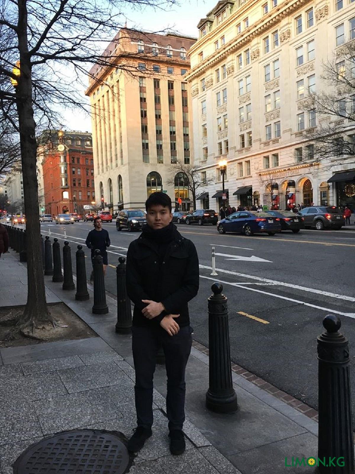 Илим Washington DC