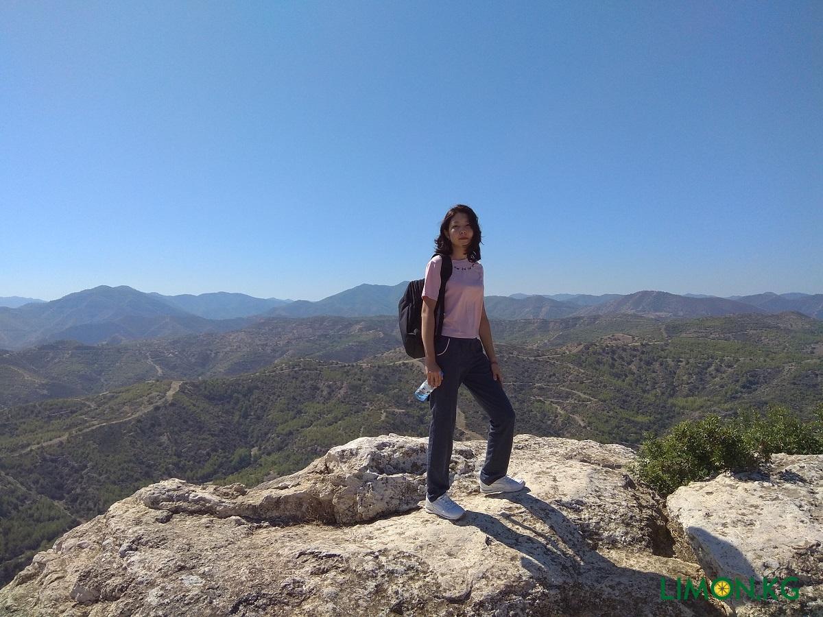 Наргиза Кипр 4