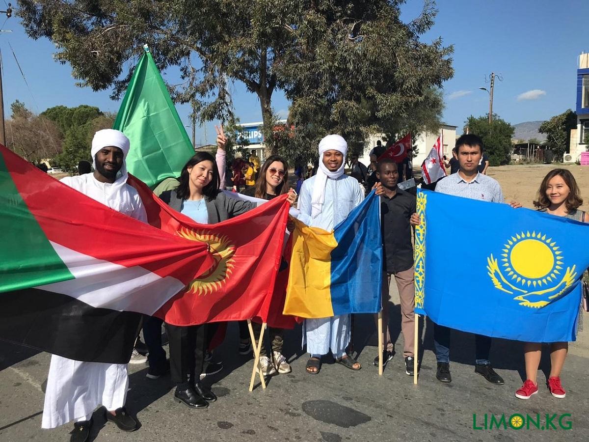 Наргиза университет Кипр студенты