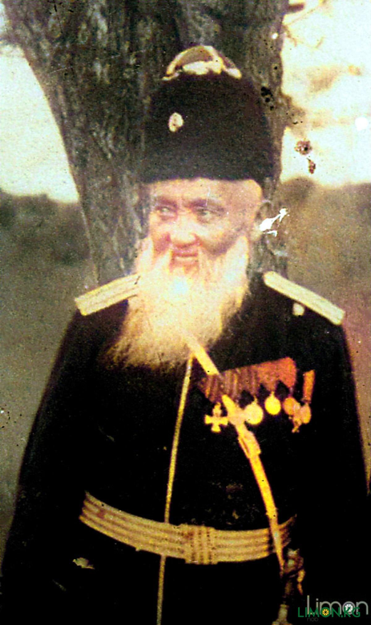 Шабдан Баатыр б