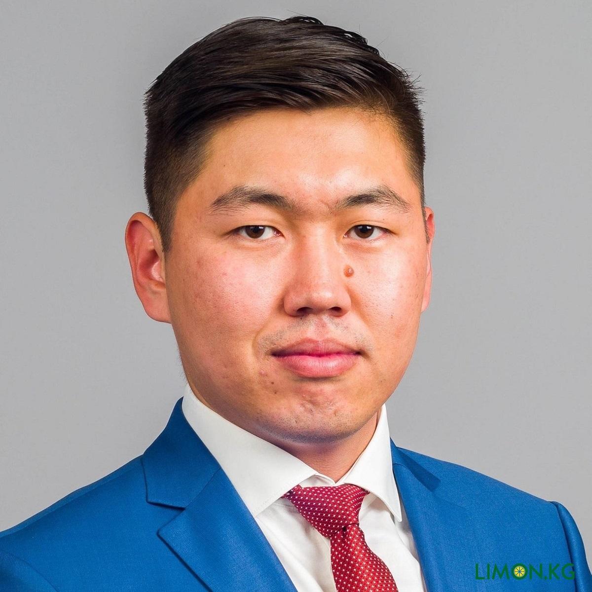 Айбек Чокотаев