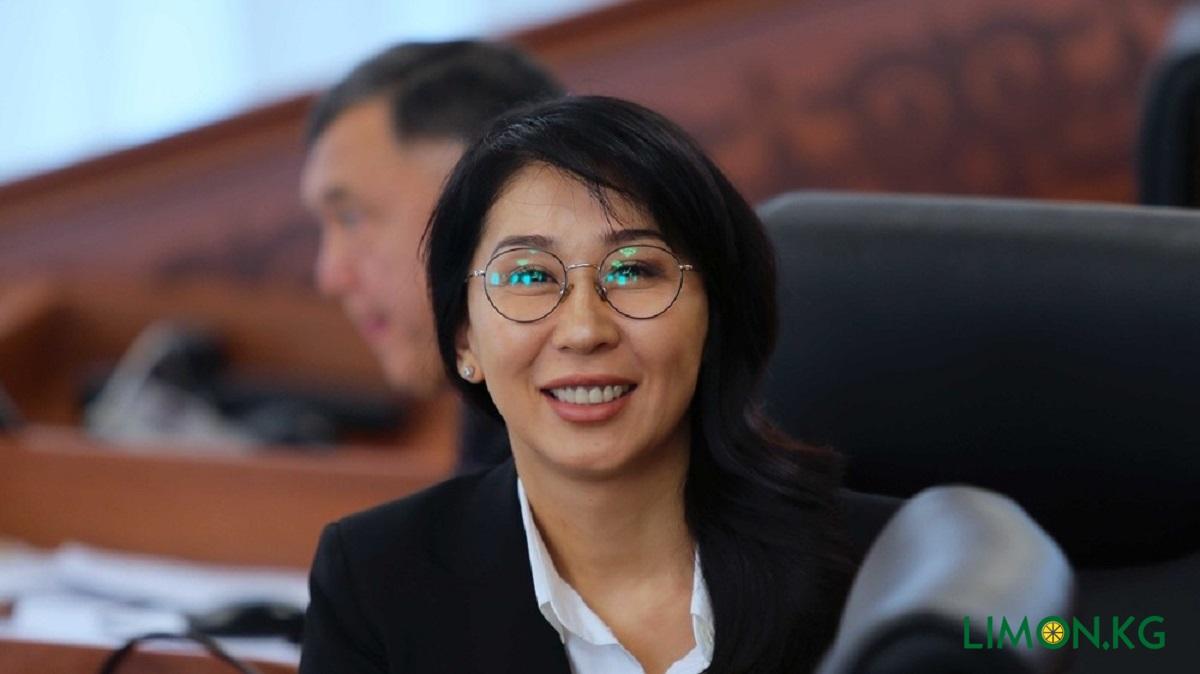 Аида Исмаилова