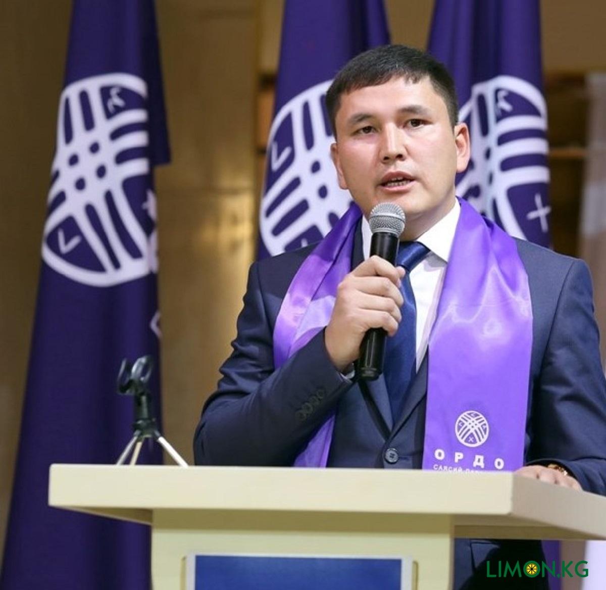Мирбек Мияров