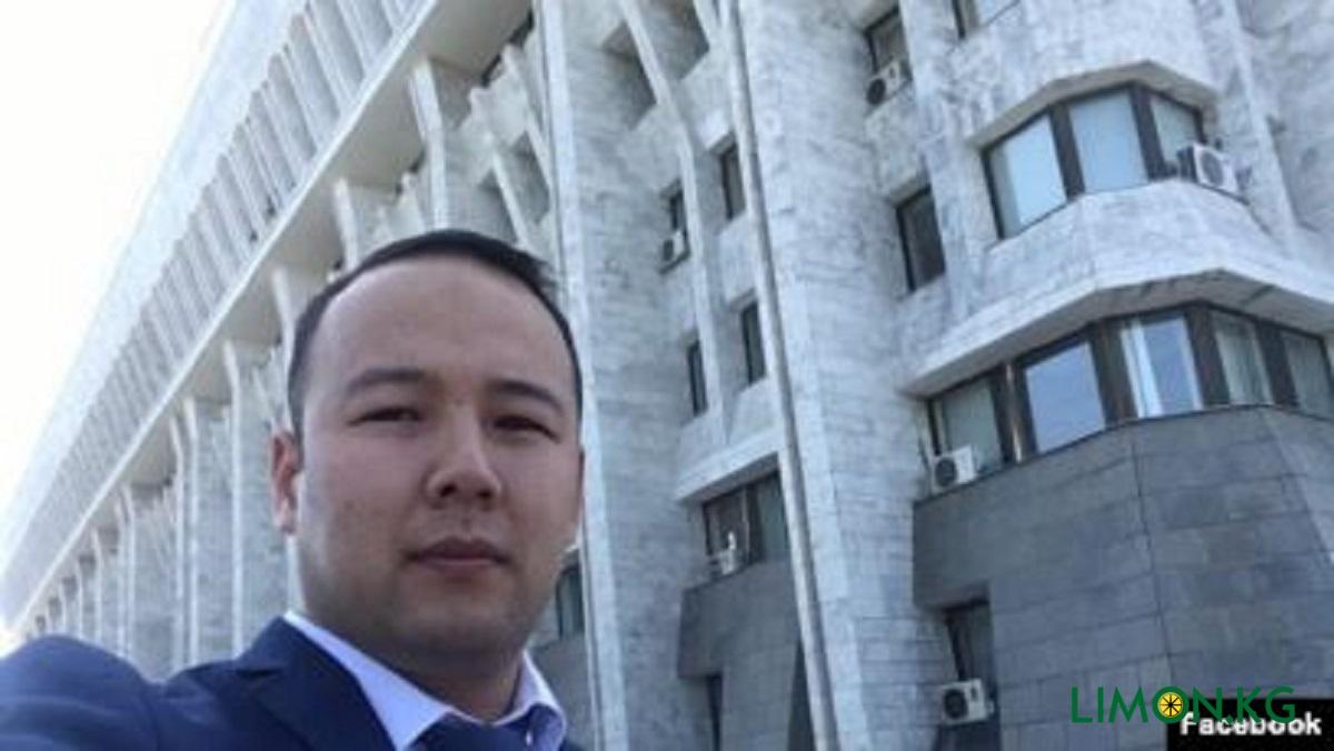 Эсен Рысбеков