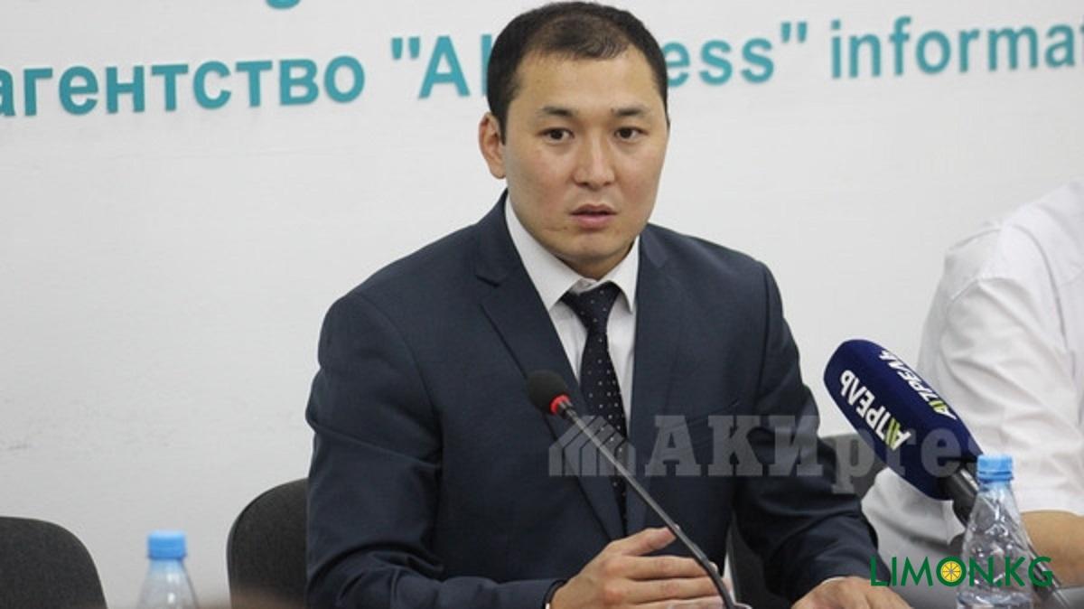 Ильяс Амангазиев