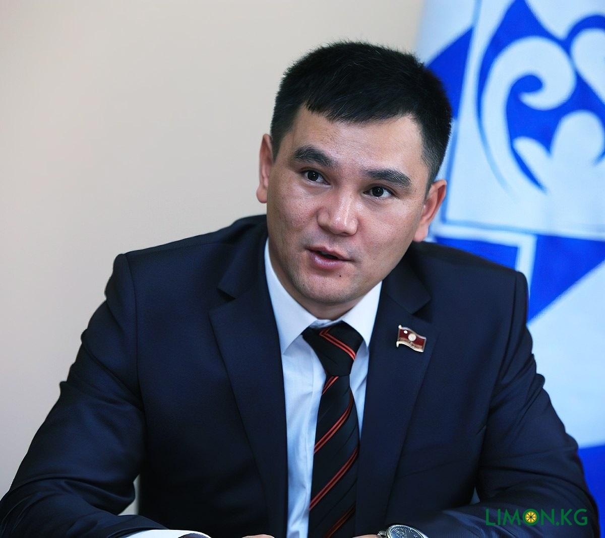 Жанарбек Алымов