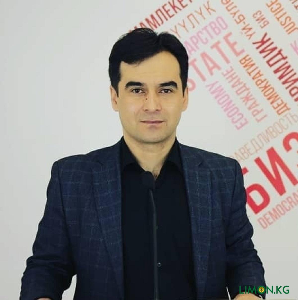 Рустам Юсупов.