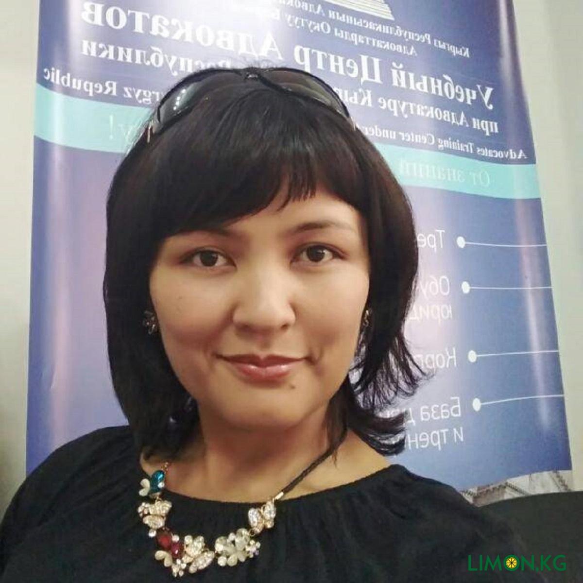 Джамиля Шаршембаева
