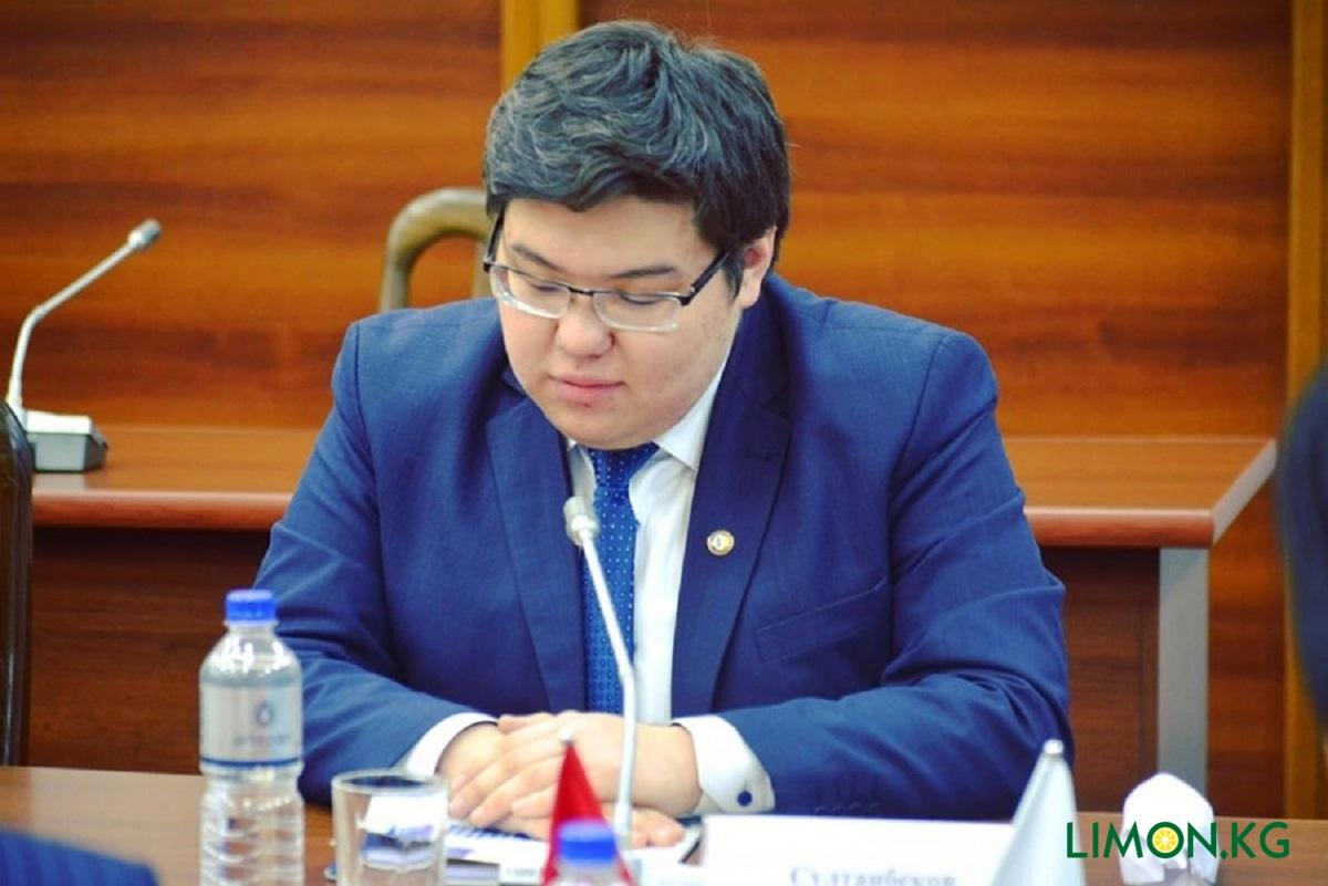 Темирлан Султанбеков