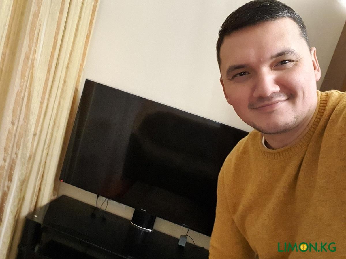 Урмат Джаныбаев