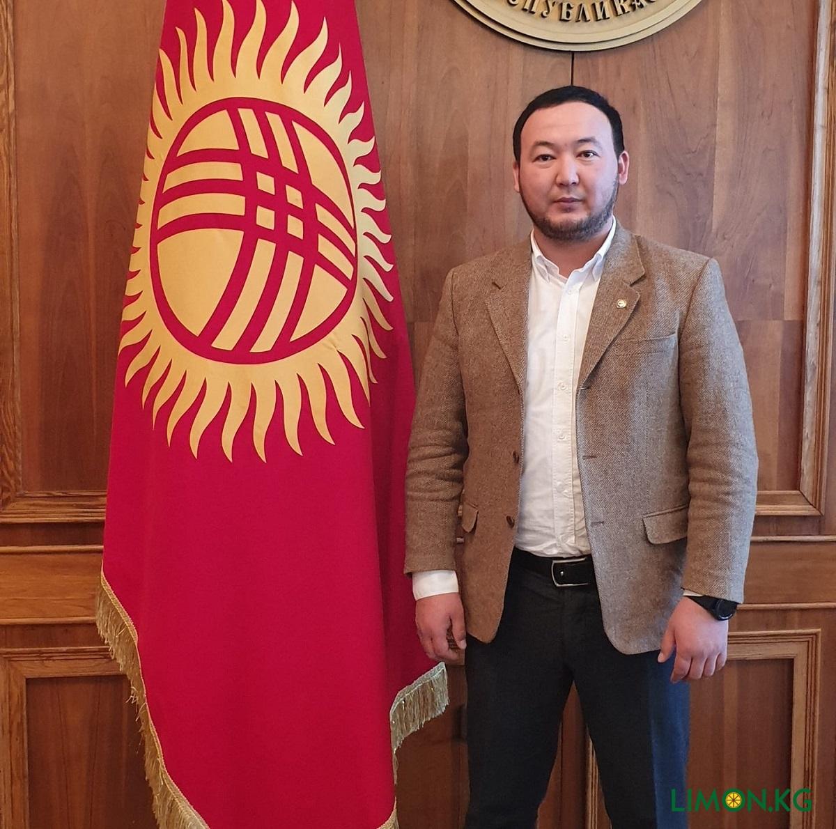 Нуркан Момунбеков