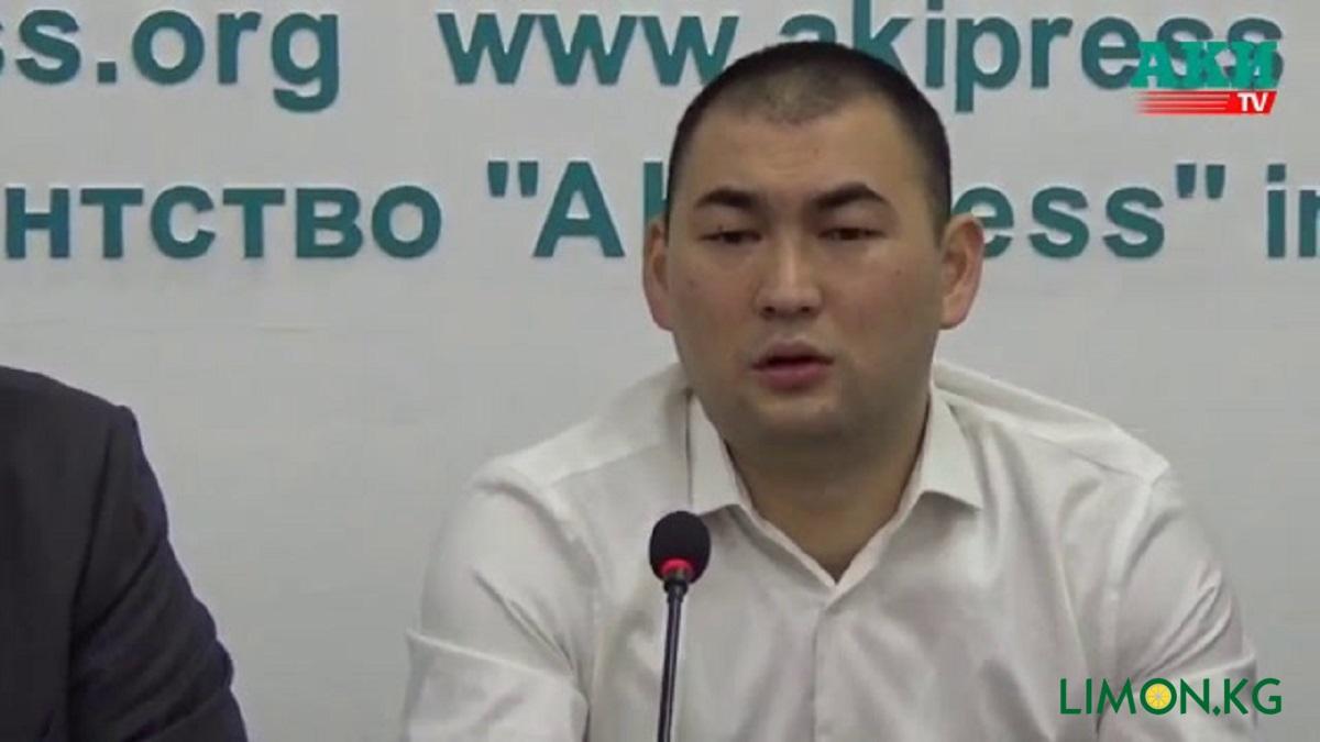 Жоомарт Тенизбаев