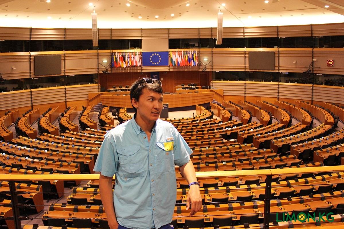 EU parlament Bruxelles