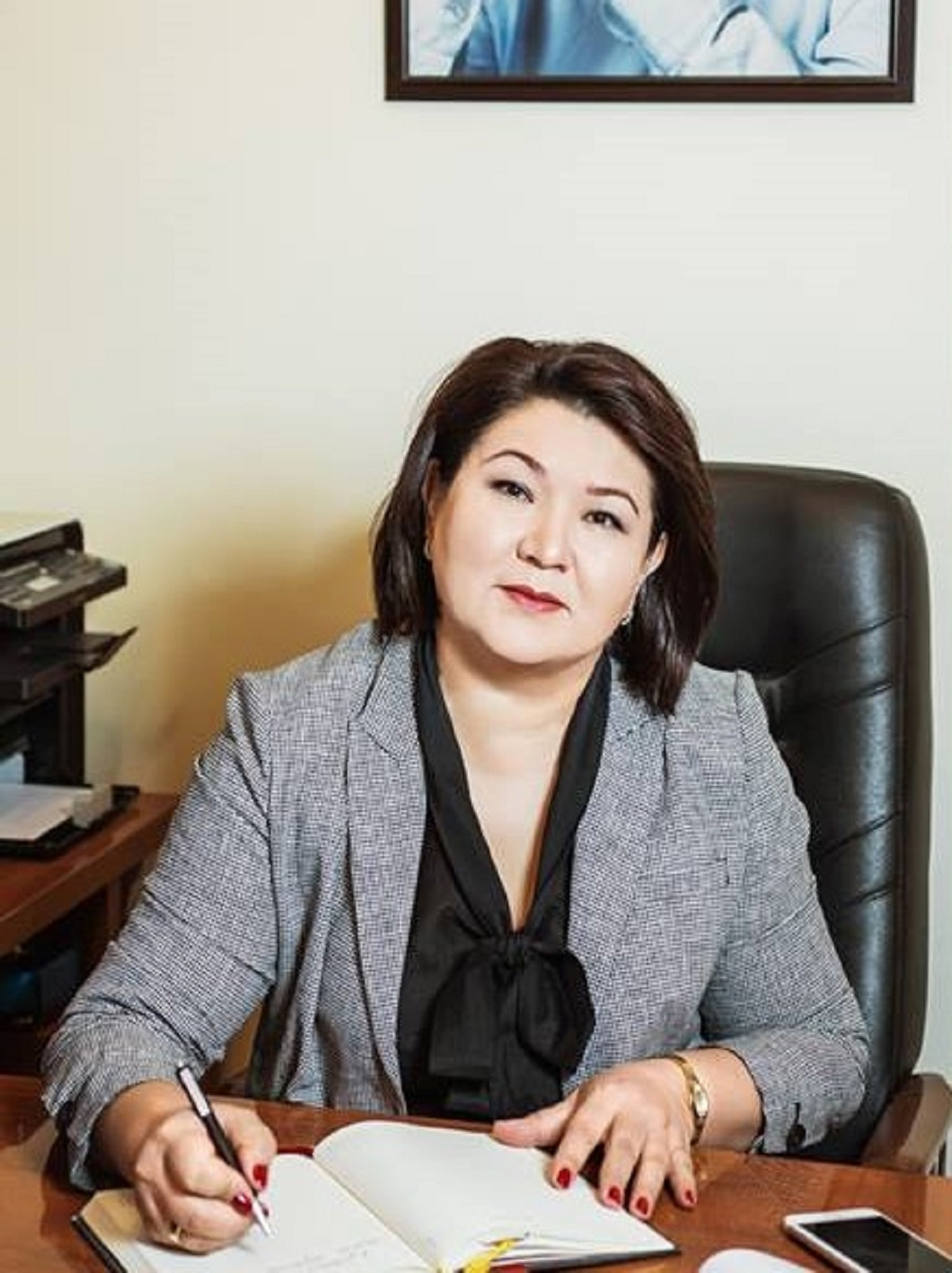 Гульнара Шейшекеева 6