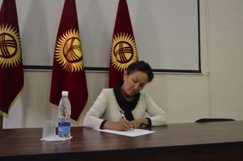 Дамира Токтосунова
