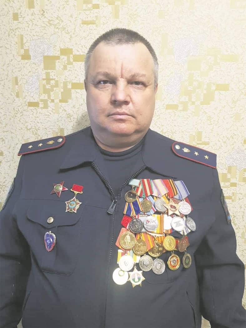 Николай Ещенко