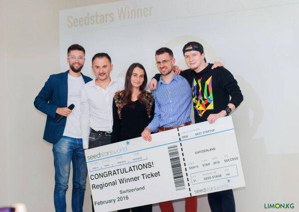 Победа на SeedStars