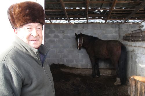 Кудайберген Сулаймбеков