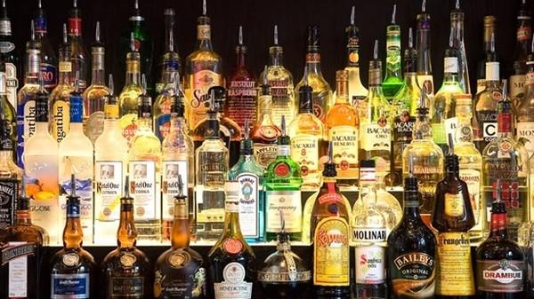 спиртные и табачные изделия